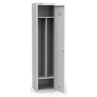 Шкаф для одежды ШРС 11-400 с перегородкой