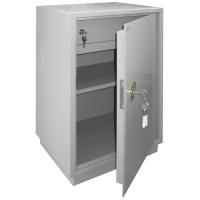 Металлический бухгалтерский шкаф КБ-012т / КБС-012т