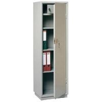 Металлический бухгалтерский шкаф КБ-031Т / КБС-031Т