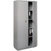 Металлический бухгалтерский шкаф КБ-10 / КБС-10