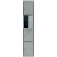 Шкаф ПРАКТИК AL-004 (приставная секция)