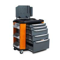 Тележка инструментальная Toollbox Premium TBP-5