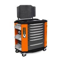 Тележка инструментальная Toollbox Premium TBP-8