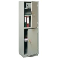 Металлический бухгалтерский шкаф КБ-023Т / КБС-023Т