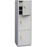 Металлический бухгалтерский шкаф КБ-033Т / КБС-033Т
