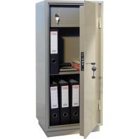 Металлический бухгалтерский шкаф КБ-041Т / КБС- 041Т