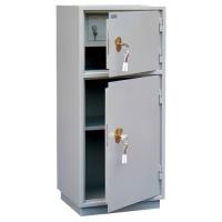 Металлический бухгалтерский шкаф КБ-042Т / КБС- 042Т