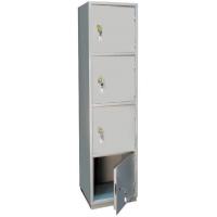 Металлический бухгалтерский шкаф КБ-06 / КБС-06