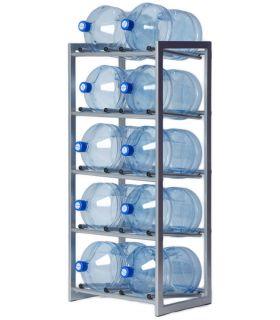 Стеллаж для воды СТЭЛЛА-10 (Бомис-10)