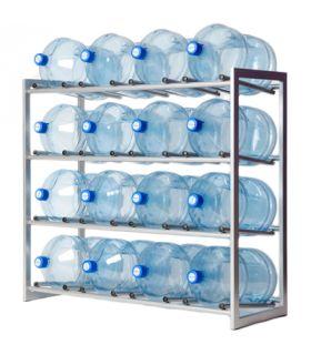 Стеллаж для воды СТЭЛЛА-16 (Бомис-16)