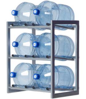 Стеллаж для воды СТЭЛЛА-6 (Бомис-6)