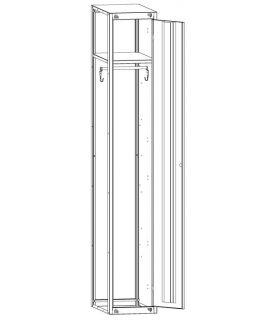 Шкаф ШМ-М-11(400) дополнительная секция
