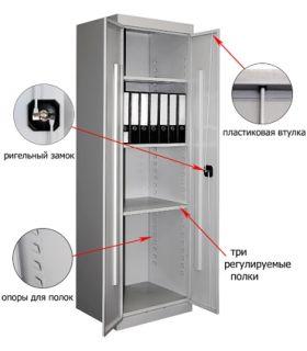 Шкаф ШХА-900(50)