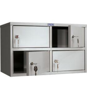 Шкаф абоненсикй AMB-30/4 на 4 ячейки