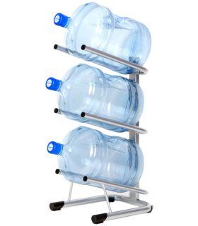 Стойка для воды ВЕРТОН-3 для 3-х бутылей по 19 л