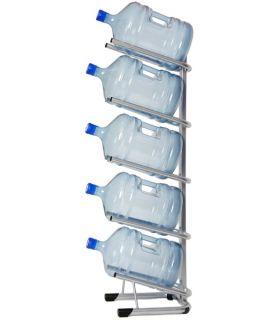 Стойка для воды ВЕРТОН-5 для 5-и бутылей по 19 л