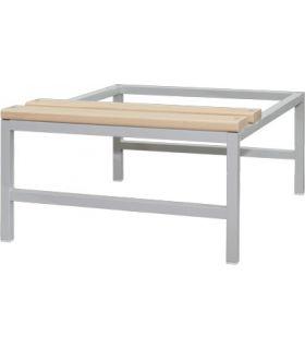 Подставка со скамьей под шкафы шириной 600 мм