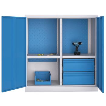Шкаф инструментальный ITP-2.2s.2s.2