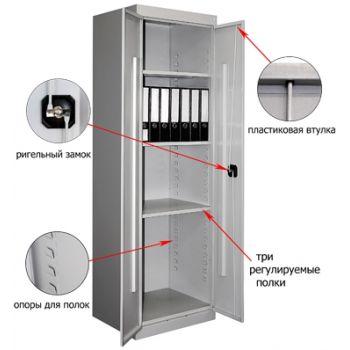 Шкаф ШХА-900(40)