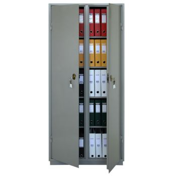 Металлический бухгалтерский шкаф КБС-10н